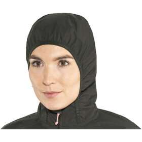 Maloja LuziM. Superlight Rain Jacket Women moonless